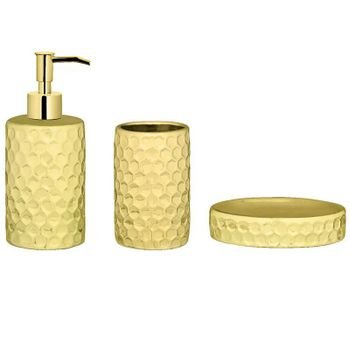 kit banheiro 3 pecas em ceramica dourado 20876807 1 20181210150836