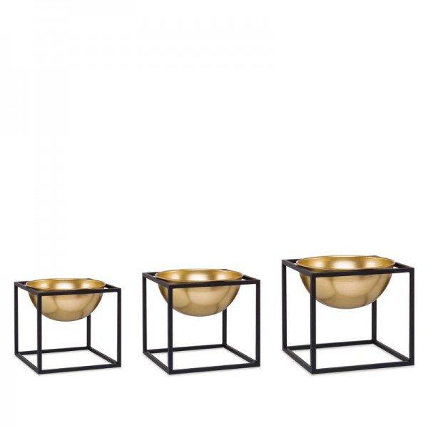 kit 3 vasos cachepot dourado em metal com suporte 20877981 1 20190320175829