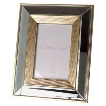 porta retrato espelho com detalhe dourado 10x15 20878133 1 20190405170935