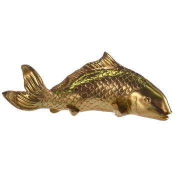 peixe decorativo de resina dourada 20878087 1 20190402164428