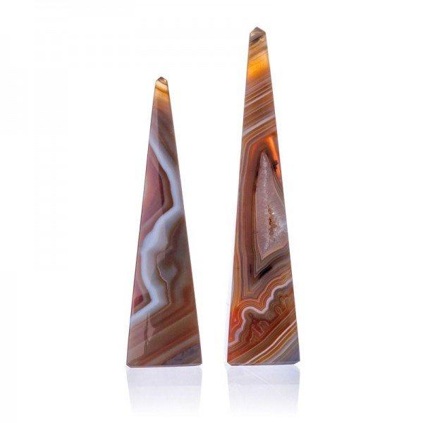 par de obeliscos em pedra agata marrom 20878199 1 20190415144651