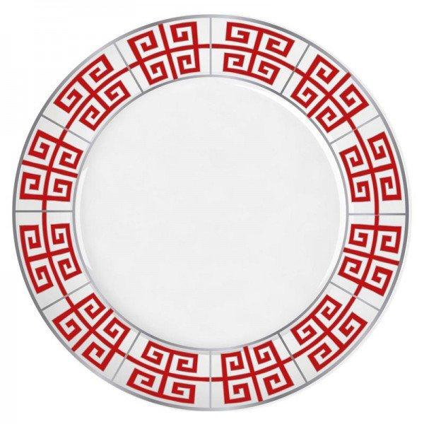 jogo de 6 pratos sobremesa de porcelana atenas vermelho 20878381 1 20190507173913