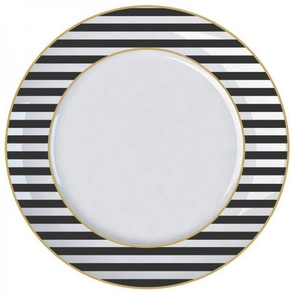 jogo de 6 pratos rasos de porcelana fancy 20878377 1 20190508132655