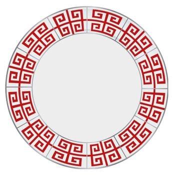 jogo de 6 pratos rasos de porcelana atenas vermelho 20878375 1 20190507173442