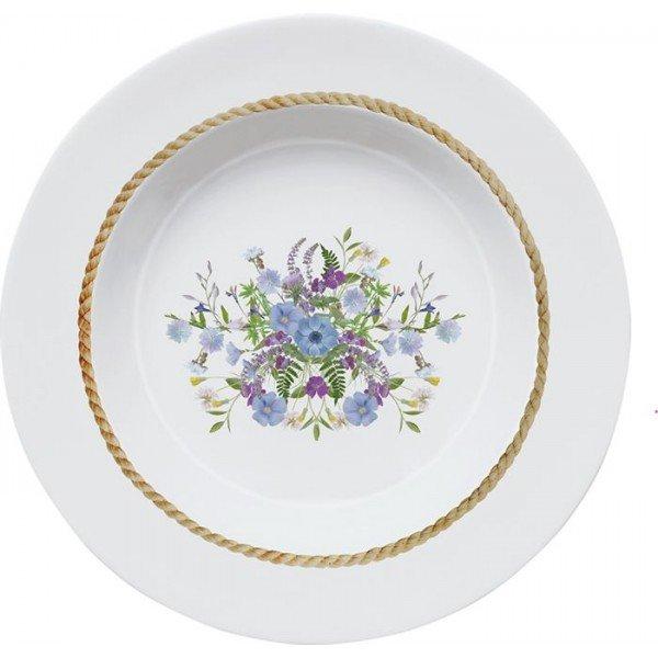 jogo de 6 pratos fundos de porcelana floral chic 20876937 1 20181210150843