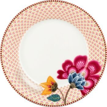 prato de sobremesa porcelana branco floral fantasy 20877591 1 20190125161006