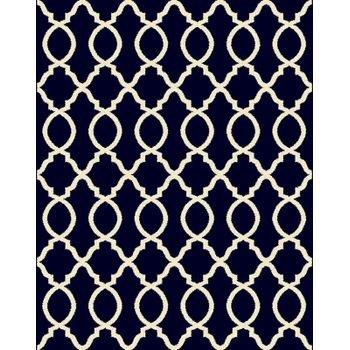 tapete egipcio lotto c estampa geometrica azul marinho 2 00 x 2 85 20877547 1 20190108155200