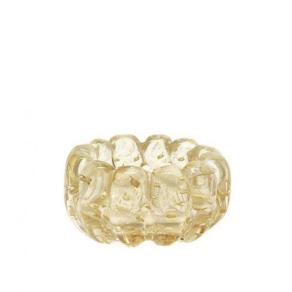 micro centro de mesa cristal murano italy com ouro salmao 20875366 1 20181210150741