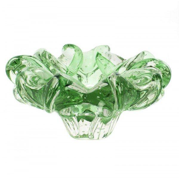 mini centro de mesa cristal murano gandesh pp verde citrico 20876420 1 20181210150751