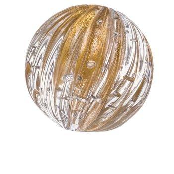esfera cristal murano atys cristal c ouro 20877713 1 20190311160158