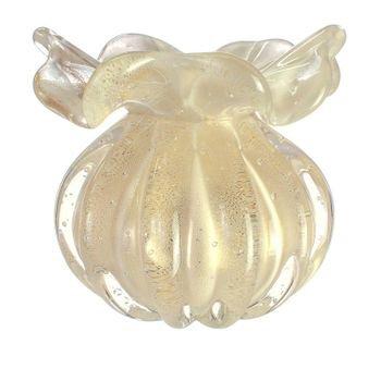 vaso cristal murano trouxinha ferrara topazio c ouro 20877817 1 20190308140357