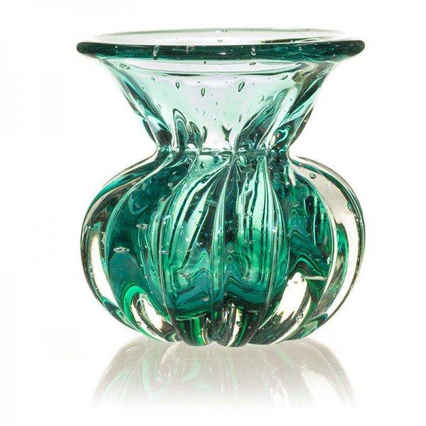 vaso de cristal murano trouxinha mila pp esmeralda 20875400 1 20190207162444