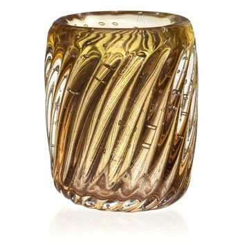 vaso de cristal murano novara garnet c ouro 20877793 1 20190226181314