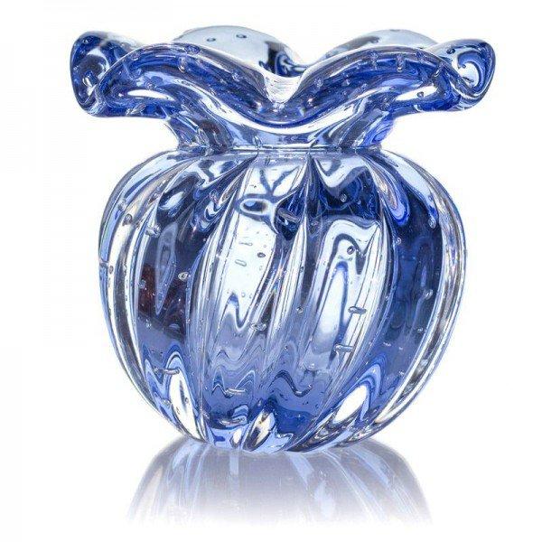 vaso de cristal murano trouxinha torcello pp turquesa 20876848 1 20190206135858