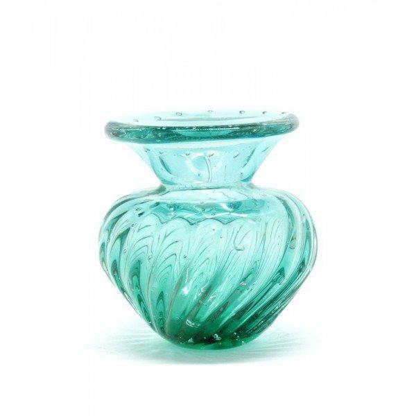 vaso em cristal murano cor esmeralda 20875494 1 20181210150658