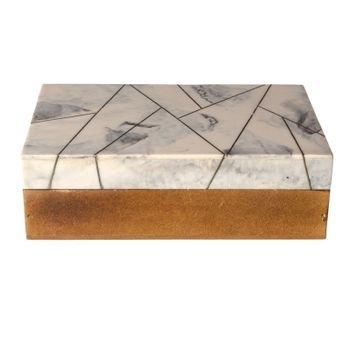 caixa decorativa marmorizado friso dourado 20878161 1 20190405165416