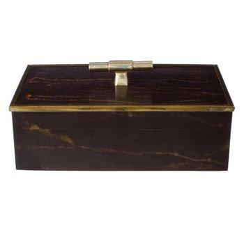 caixa decorativa madeira com puxador metal dourado 20878155 1 20190405165724