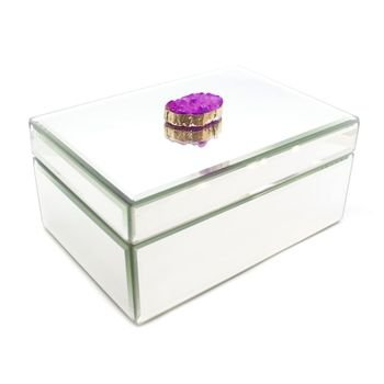 caixa decorativa c pedra quartzo rosa 20875898 2 20181210150825