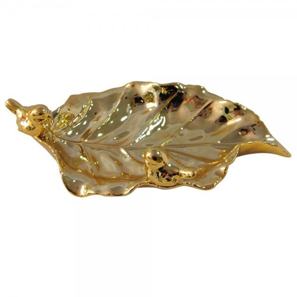 folha decorativa dourada de porcelana 20875666 1 20181210150807