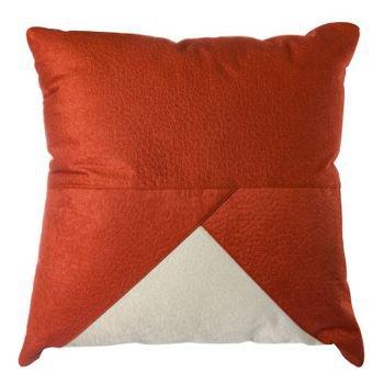 almofada em veludo c textura laranja e branco mod01 20878453 1 20190515144525