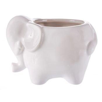 cachepot elefante branco em ceramica 20877125 1 20190523150715