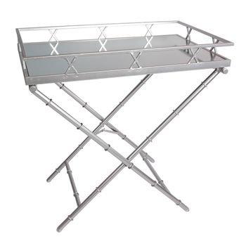 mesa lateral prata