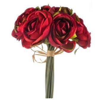 arranjo de rosas vermelhas c hastes silicone 20878557 1 20190522165328