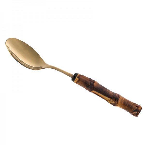 colher cha dourado cabo bambu 6 pcs 20878665 1 20190530154241