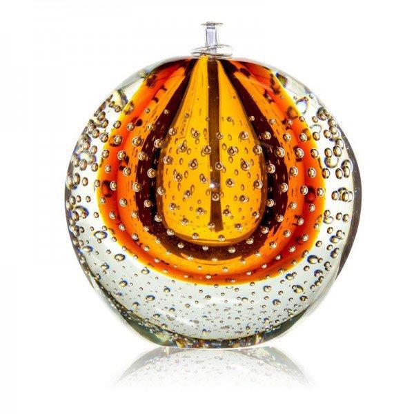 lamparina cristal murano lisa sao marcos cor ambar 20877603 1 20190130174525