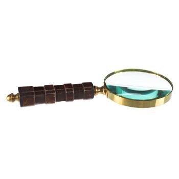 lupa decorativa em metal com cabo madeira 20878347 1 20190524110636