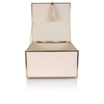 set caixas decorativas em couro bege 20878841 2 20190809150411