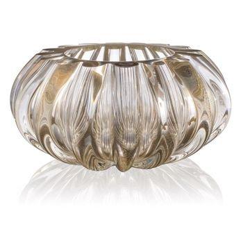 centro de mesa murano gomos c ouro transparente 20878599 1 20190712155232