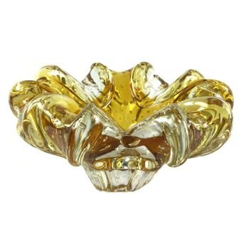 mini centro de mesa cristal murano gandesh pp cor ambar 20875988 4 20190117153704
