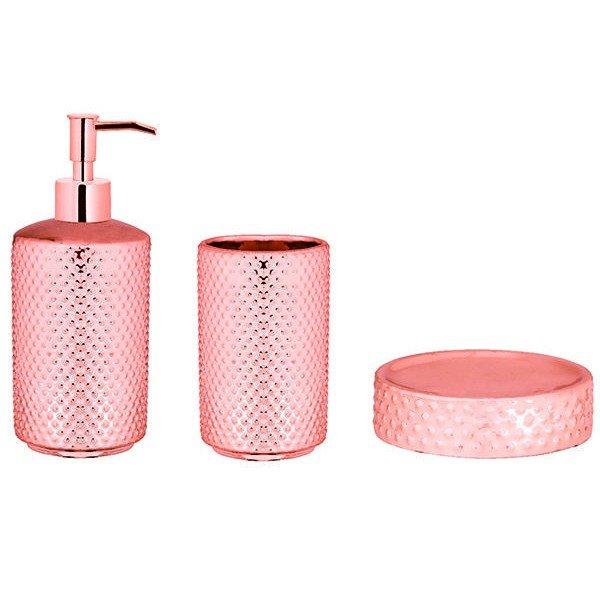 kit para banheiro rose gold em ceramica 20877137 1 20181210150836