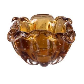 vaso gouda murano garnet