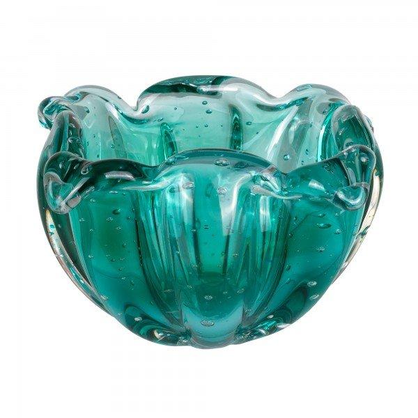 vaso murano gouda esmeralda