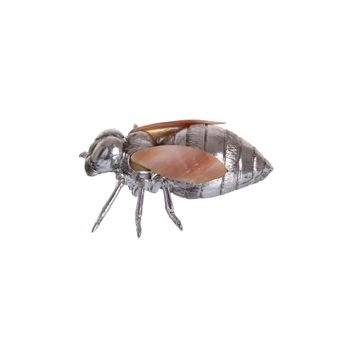 abelha prateada