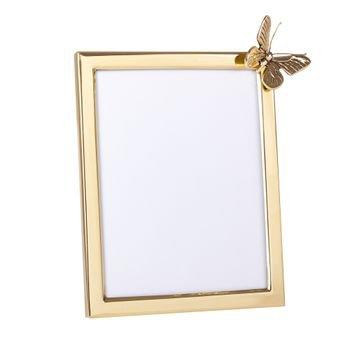porta_retrato_borboleta_dourado
