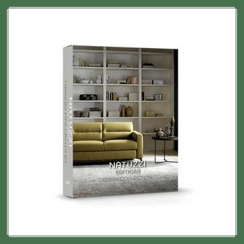 livro decorativo natuzzi design