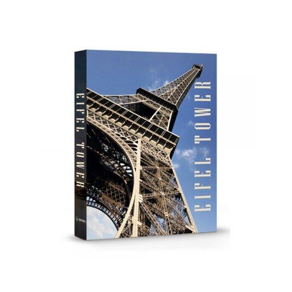 livro decorativo torre eifel
