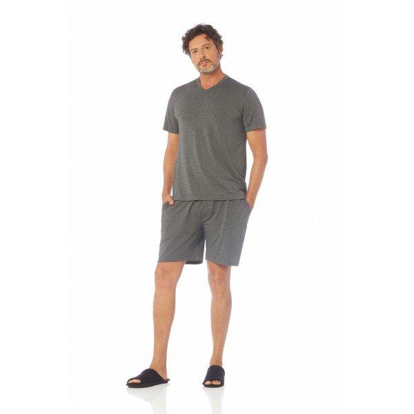 2020 trussardi pijamas conjunto curto pietro lookbook easy resize com