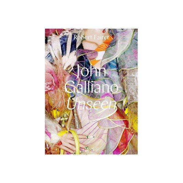livro john galliano